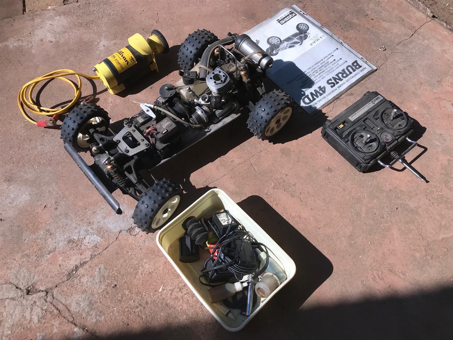 Racing Buggy - 4WD