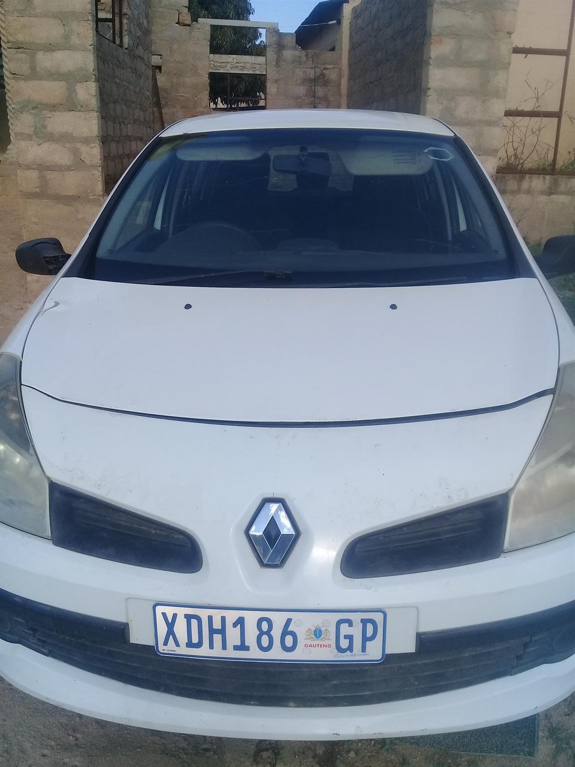 2006 Renault Clio 3