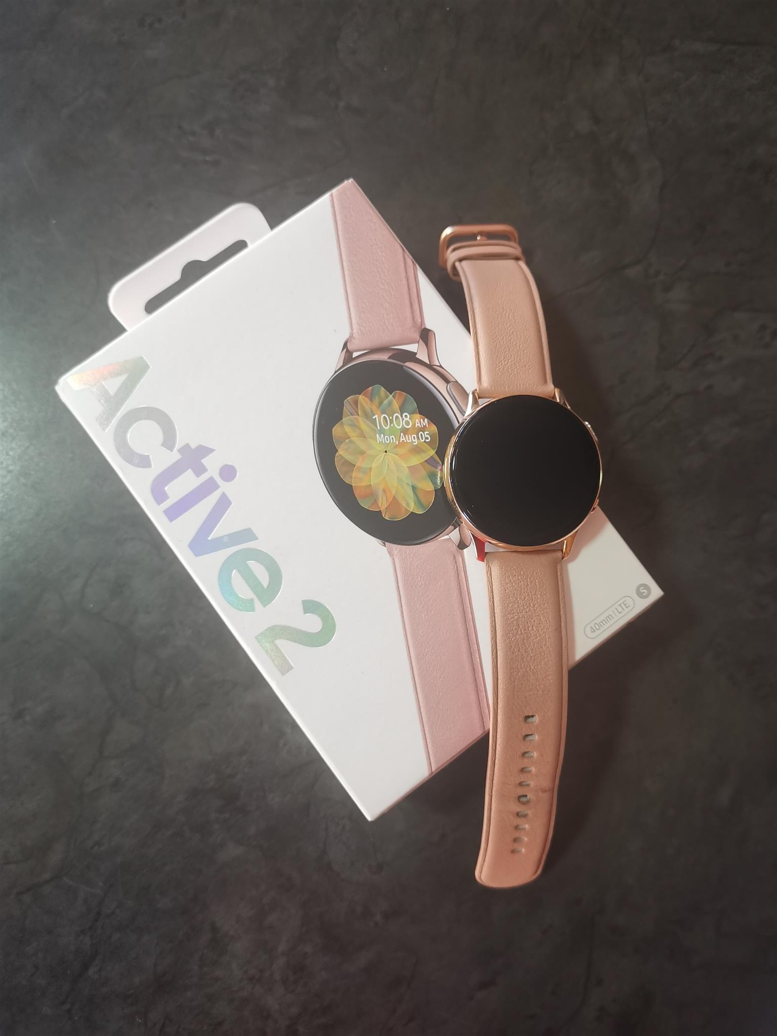 Samsung Active 2 esim smart watch