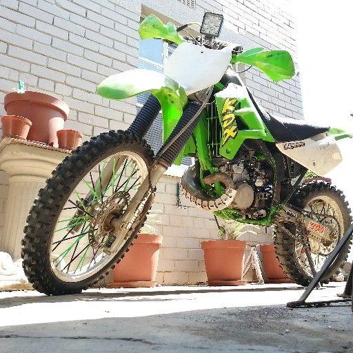 2006 Kawasaki KDX200H