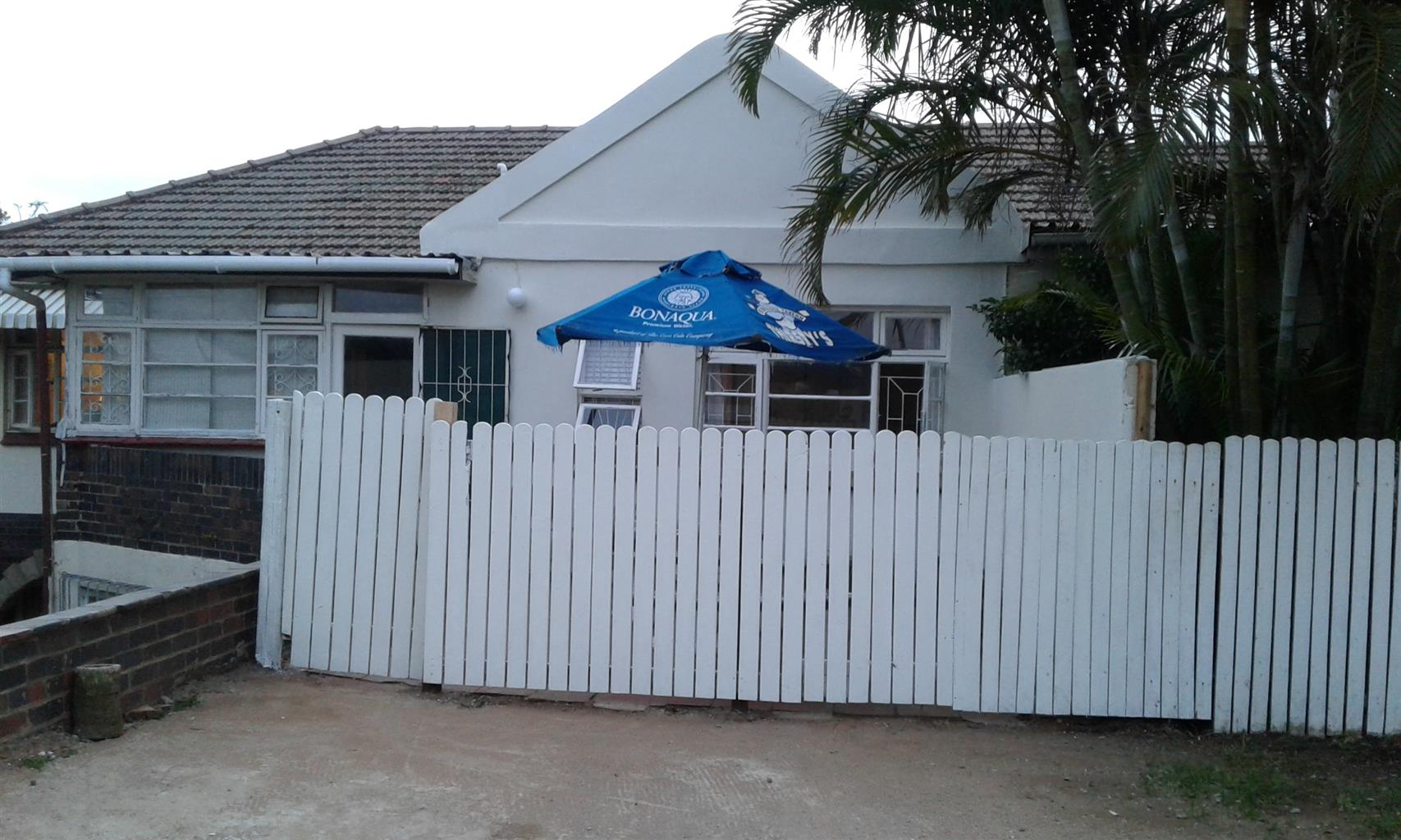 Contractors Accommodation in Durban North lodge, sleep 6