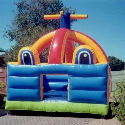 Miniature carnival rides for hire