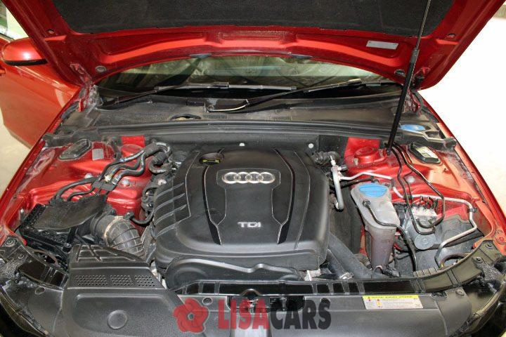 2015 Audi A4 2.0TDI Multitronic