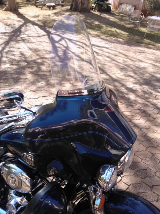 War Eagle Racing Motorcycle Screens and Fairings Harley Davidson Screen
