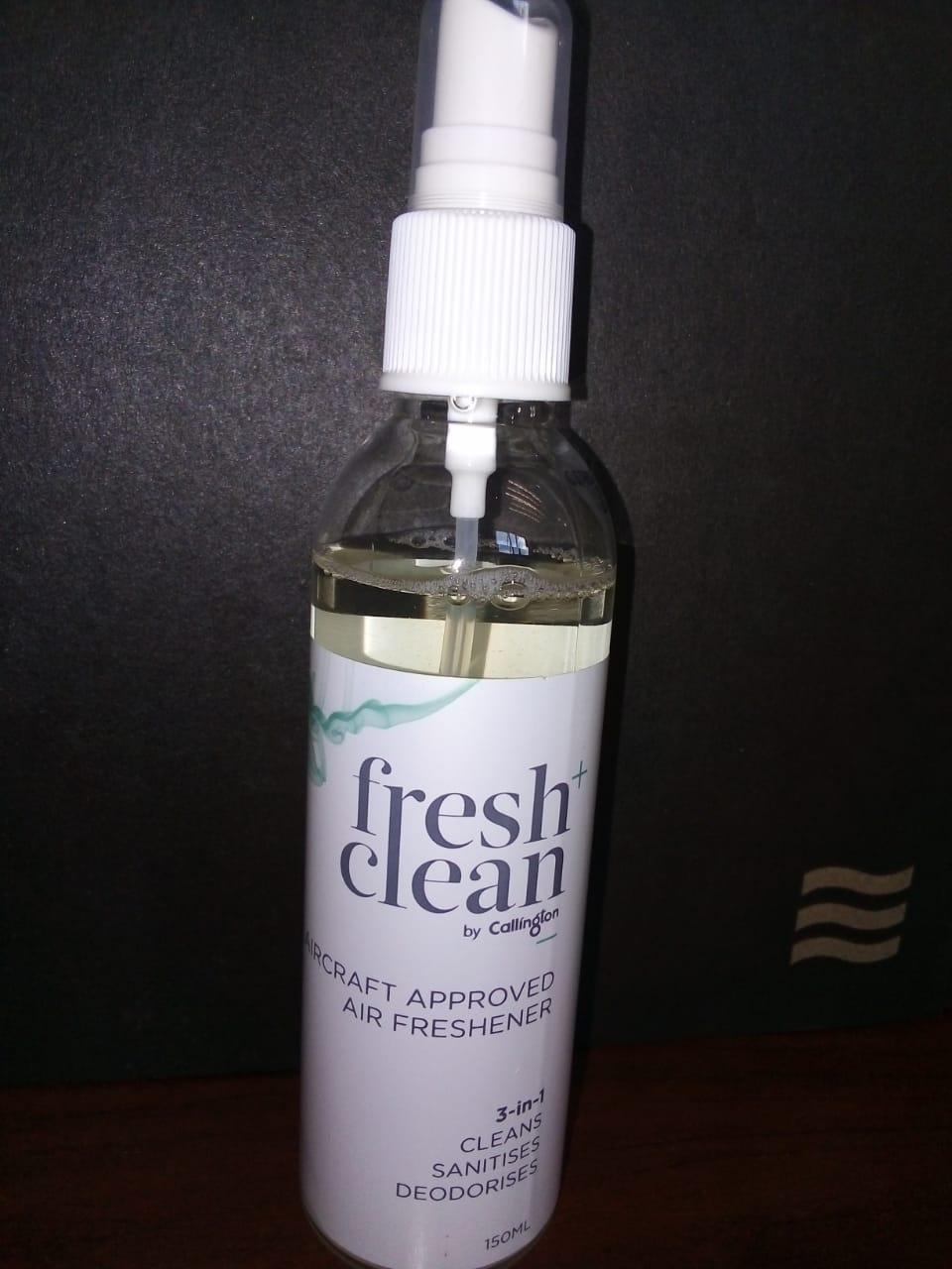 Carlton fresh clean Air freshner