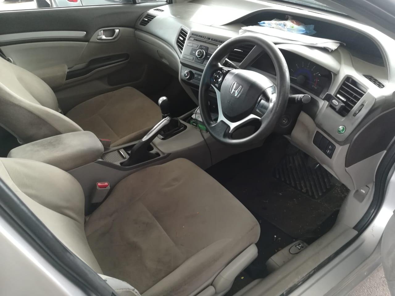 2013 Honda Civic sedan CIVIC 1.8 COMFORT CVT