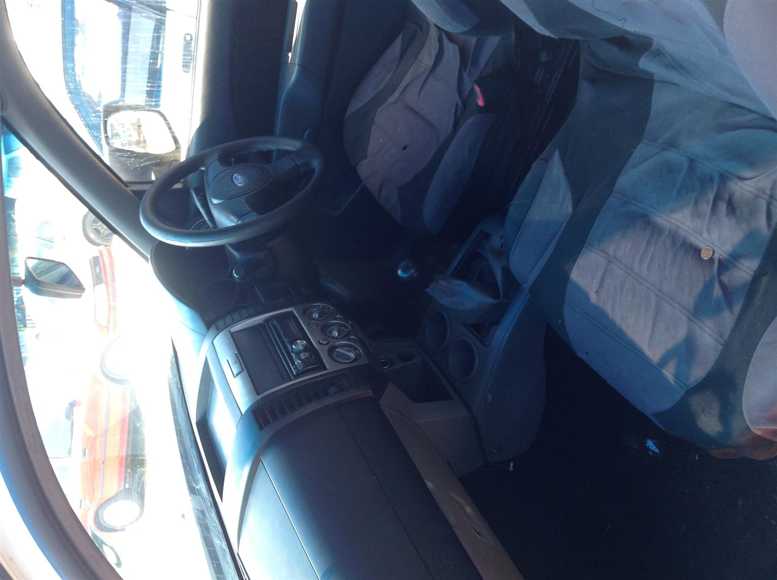 2010 Ford Ranger 2.5 SuperCab Hi Rider XL