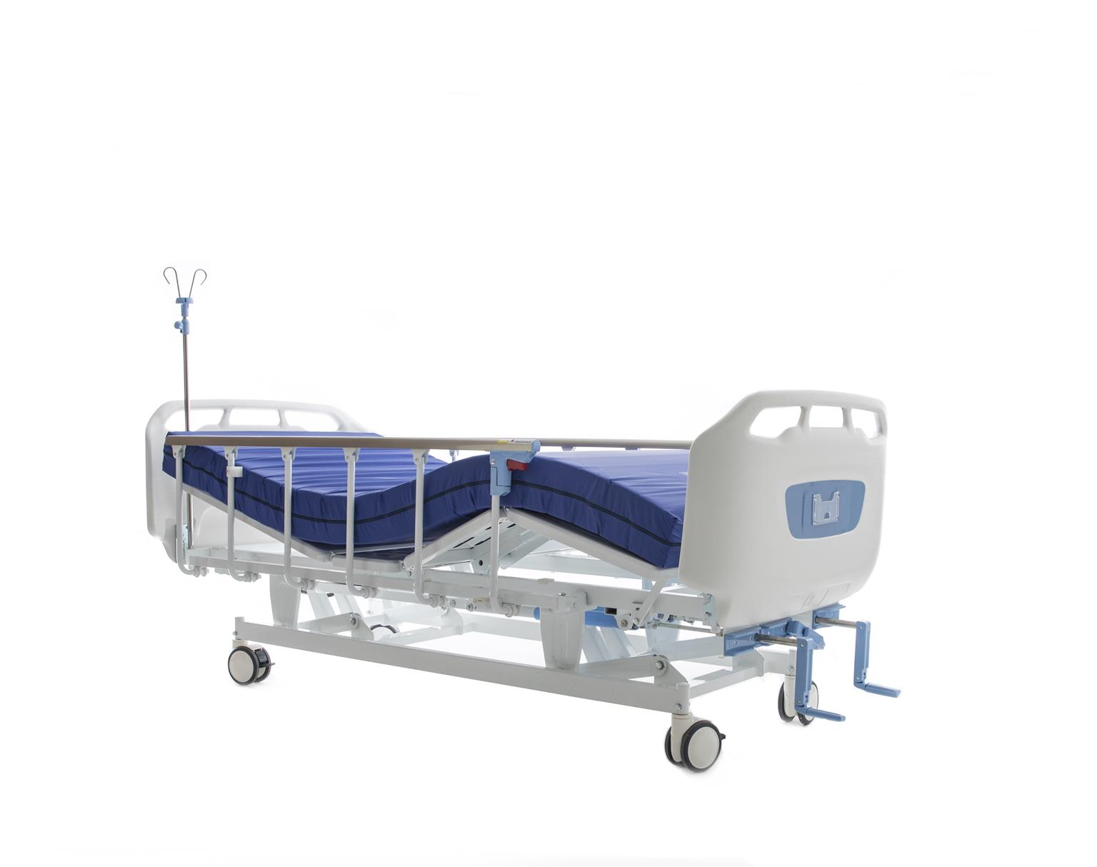 3 Crank Hospital Bed - On Sale, FREE DELIVERY. While Stocks Last.