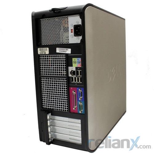 Dell OptiPlex GX755 - Intel Core 2 Duo 2.3Ghz / 2GB Memory / 160GB HDD / Tower