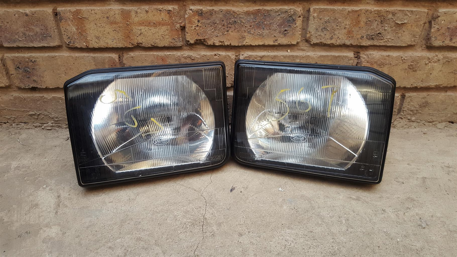 Land Rover Discovery 2 Headlights for sale | AUTO EZI