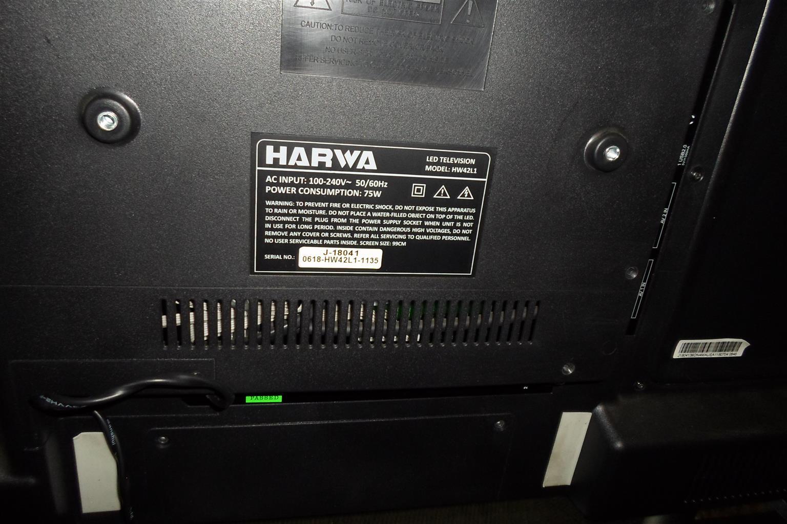 "42"" Harwa TV"