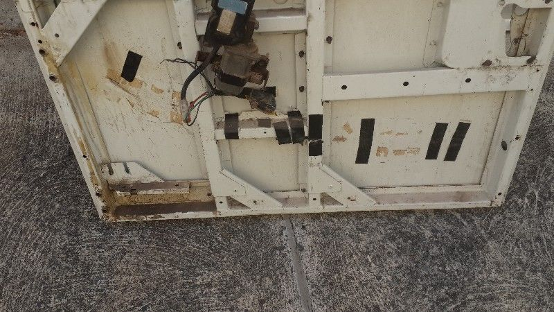 Rear Door Land Rover Defender tdi replacement bare