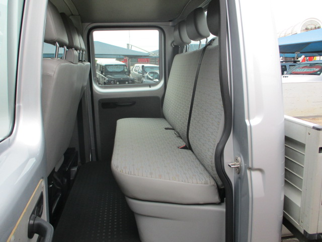 2014 VW Transporter 2.0BiTDI double cab