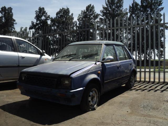1986 Daihatsu Charade 1.0 Classic