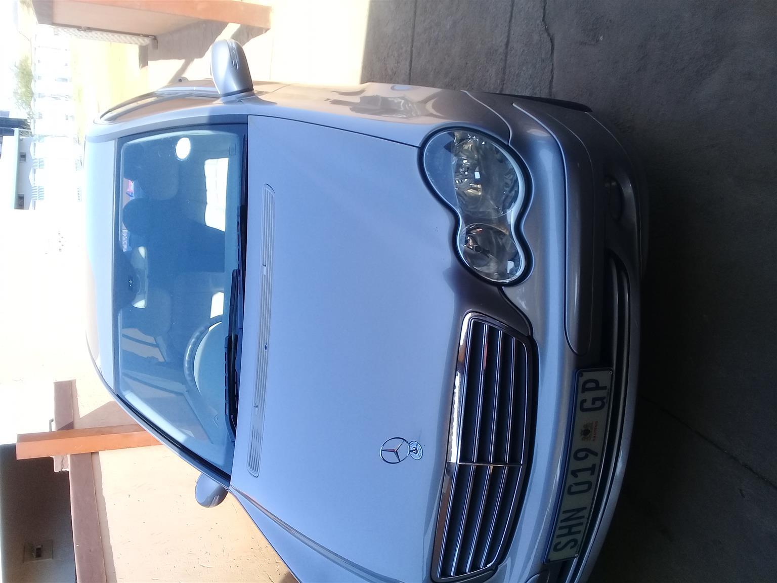 2006 Mercedes Benz 220D