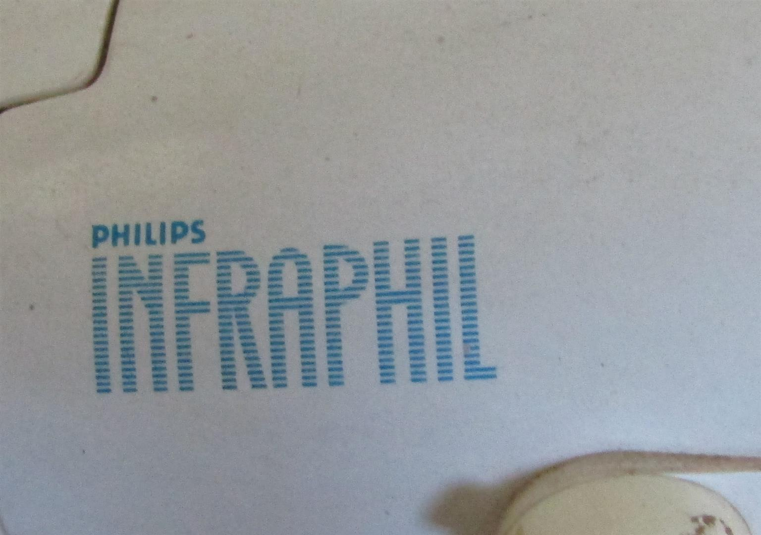 Infraphil Philips Infrared Lamp 150W