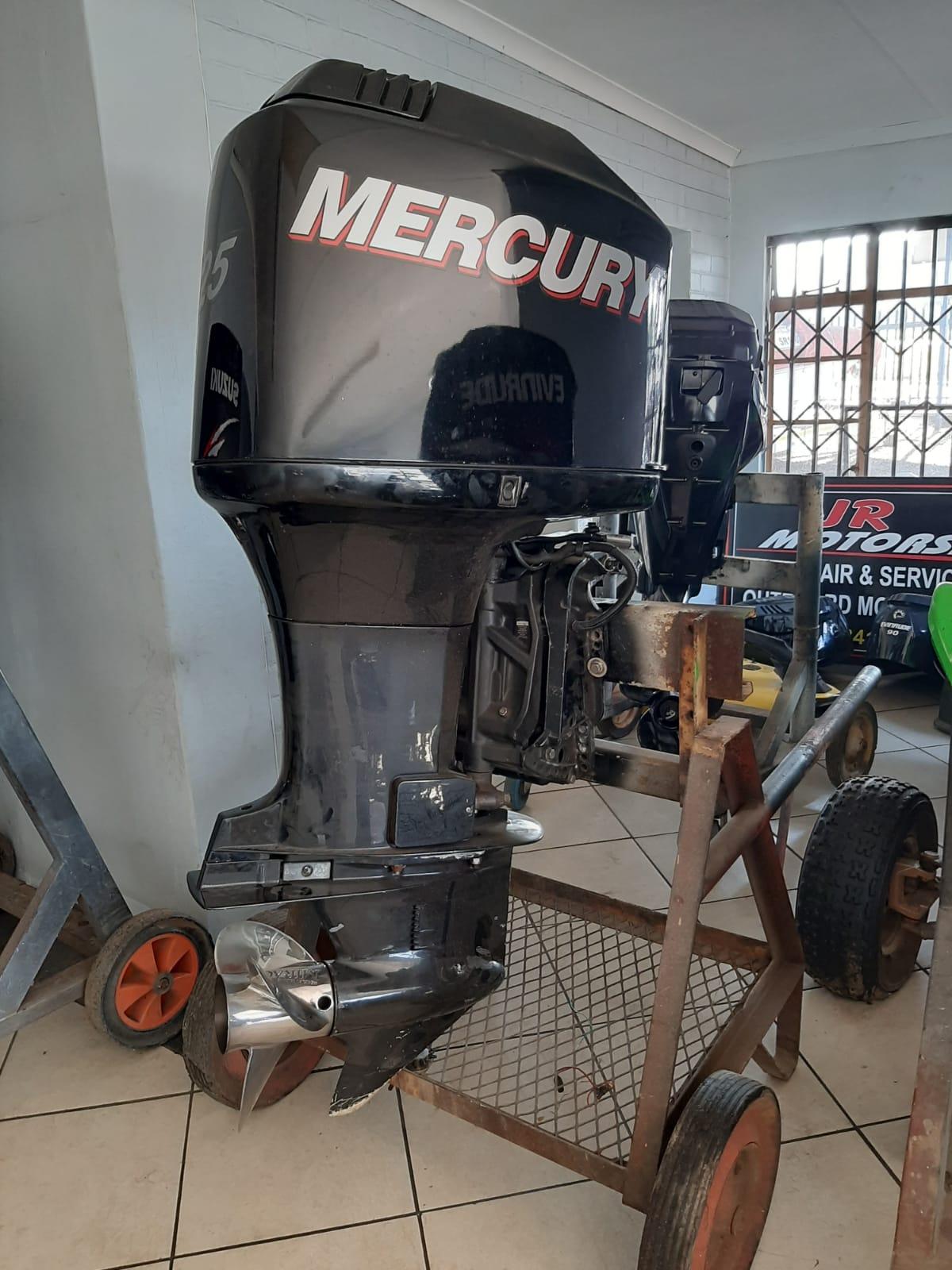 mercury 225 2 stroke 95 model