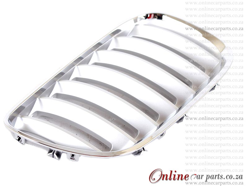 BMW X5 Right Hand Side Grille Side Vents + CP/FRM 2004-2006