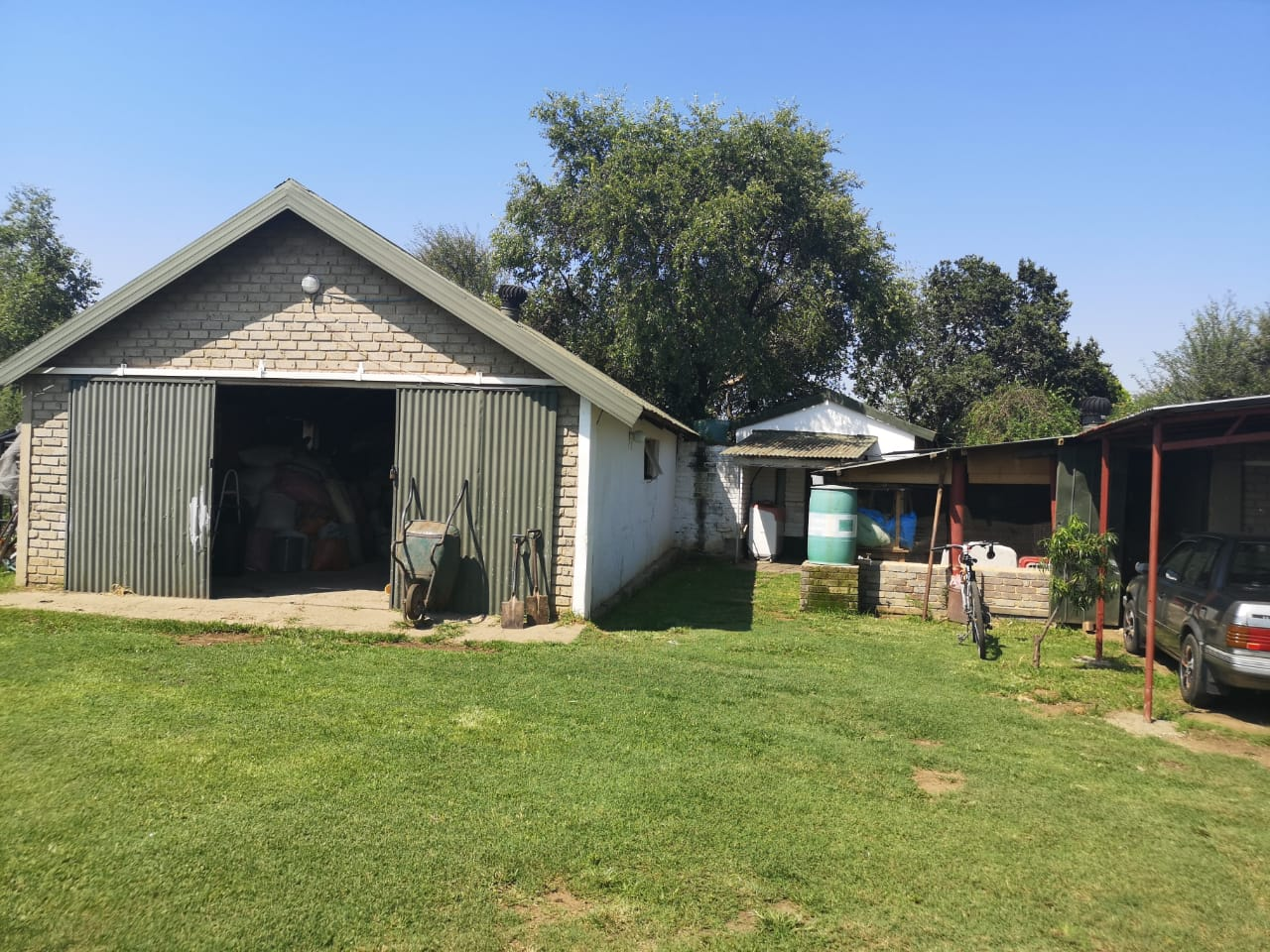 2.3 Ha Plot for Sale in Koppies Free State