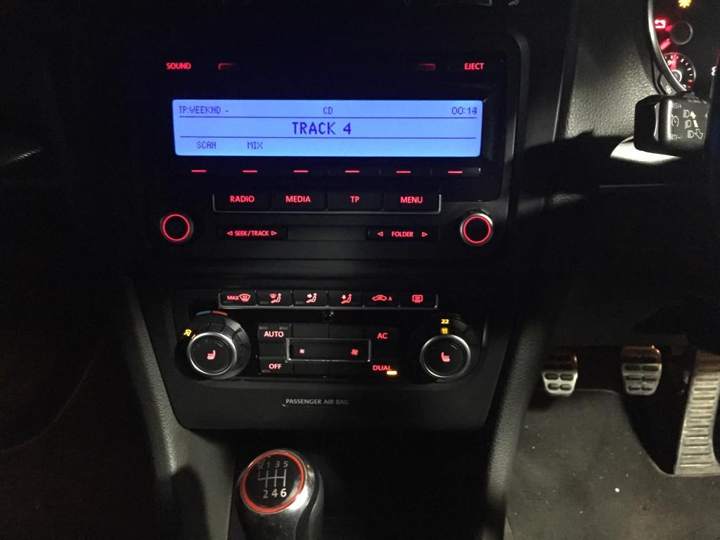 2009 VW Golf GTI