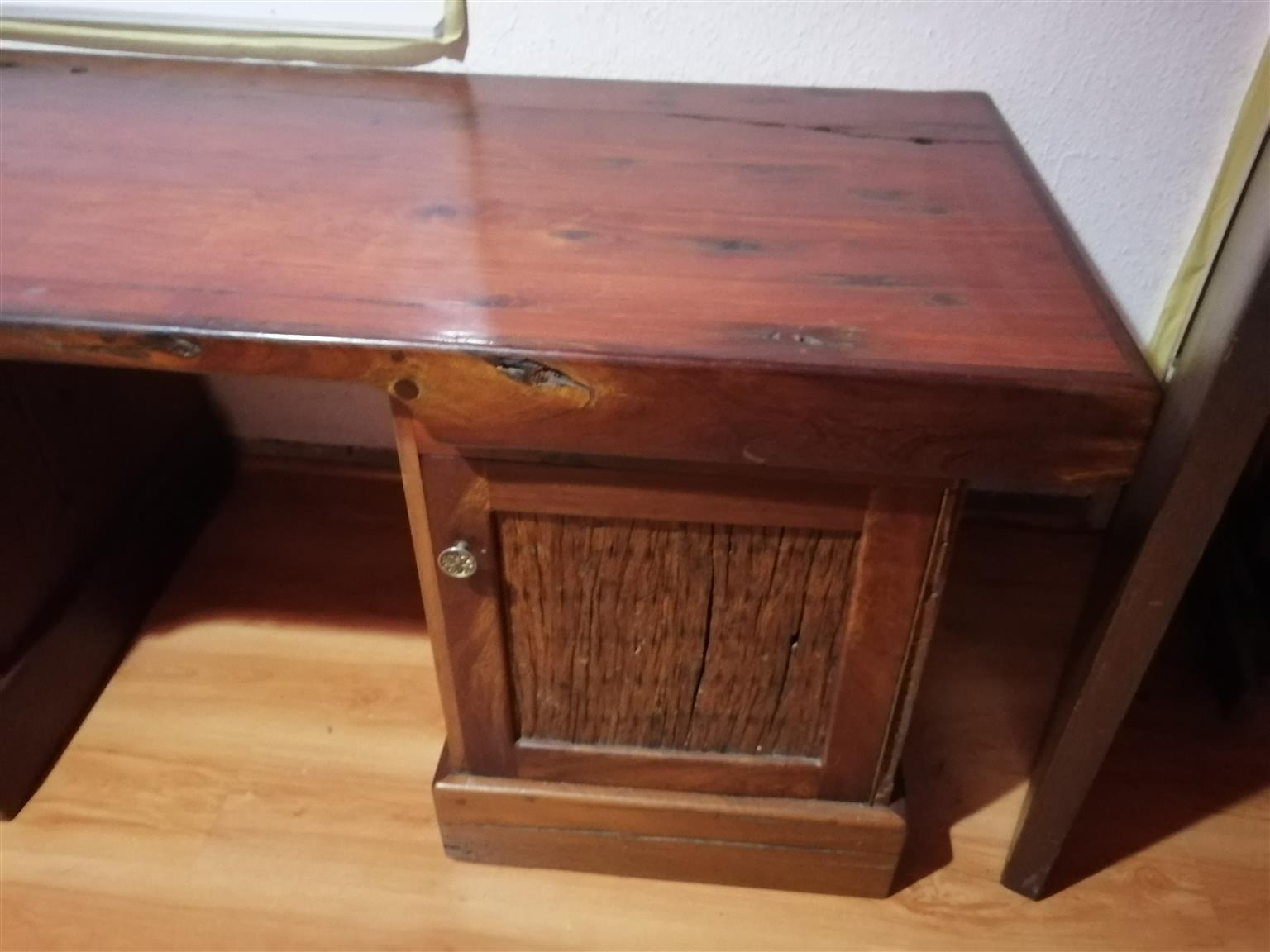 Sleeperwood desk for sale