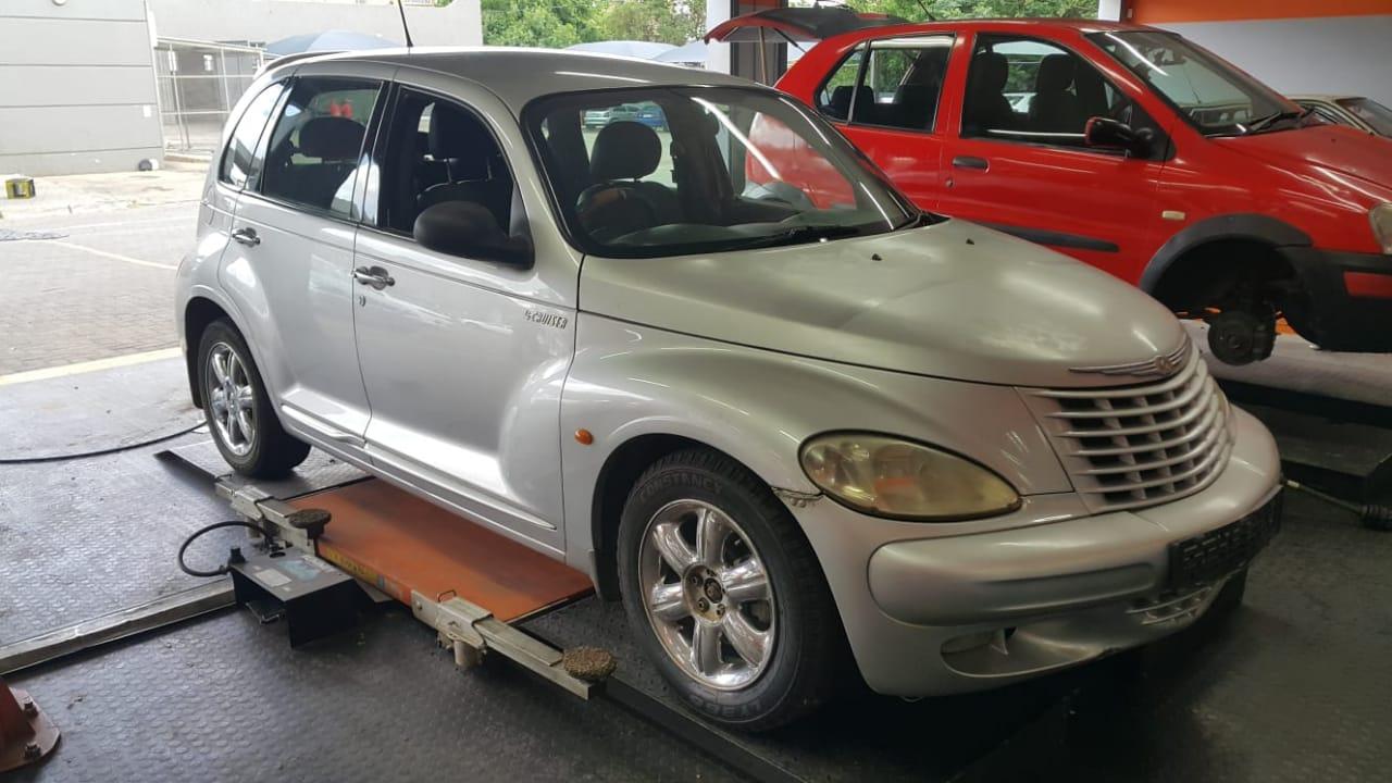 2005 Chrysler PT Cruiser 2.2CRD Limited