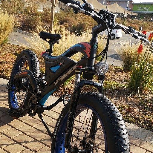 electrical bicycle ebike