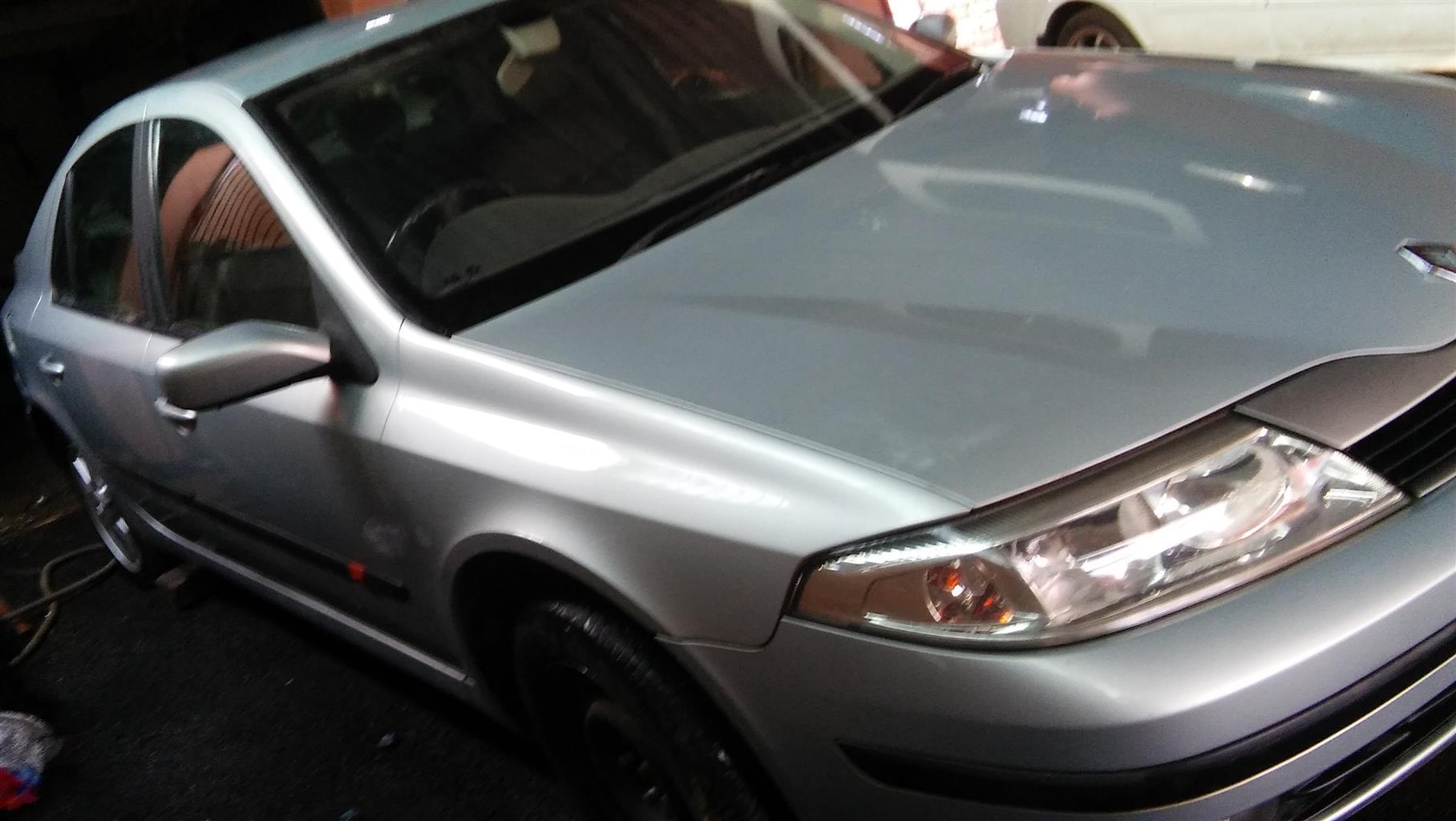 2002 Renault Laguna 2.0 Expression