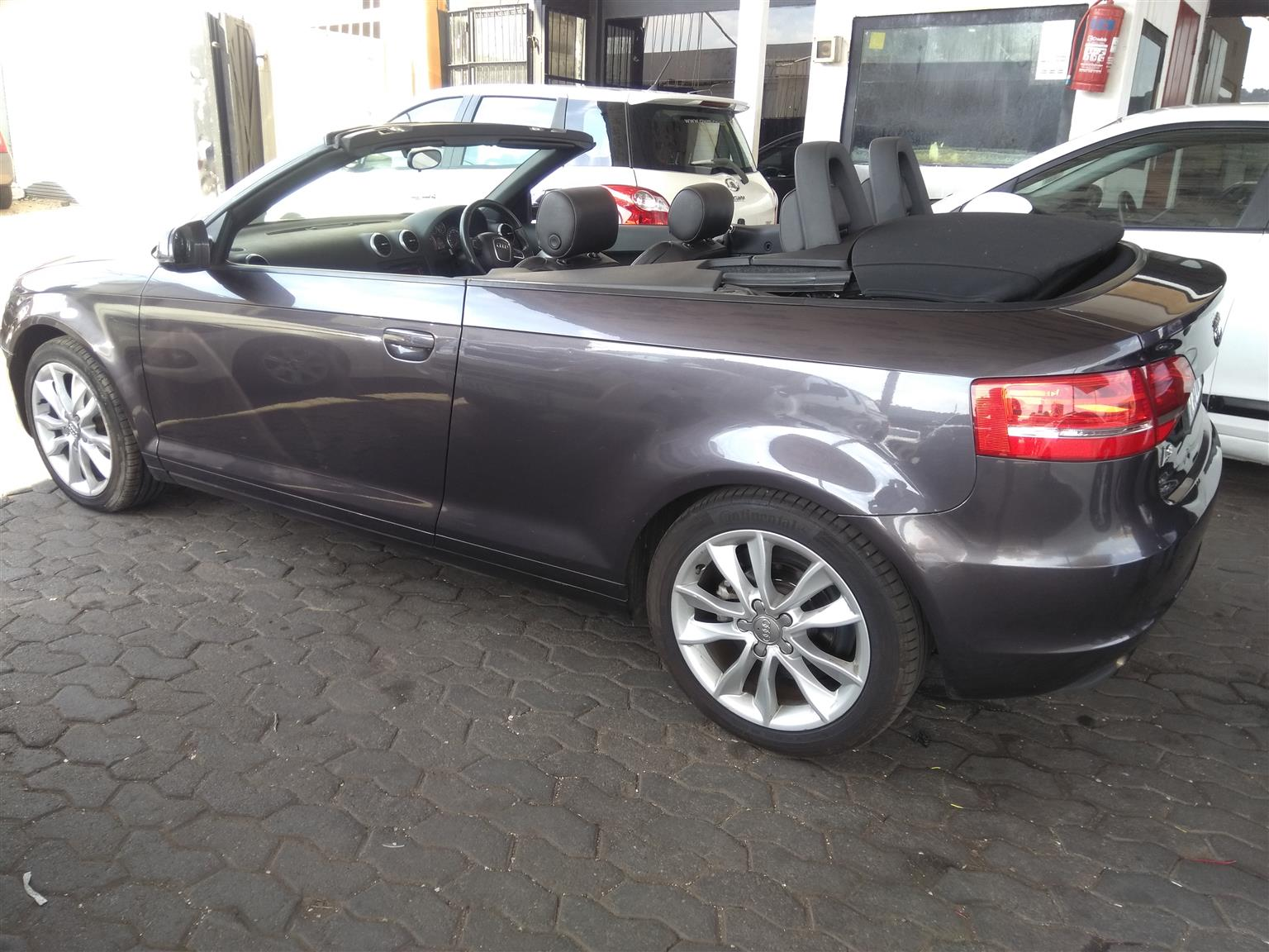 Audi A3   1.8  cabriolet