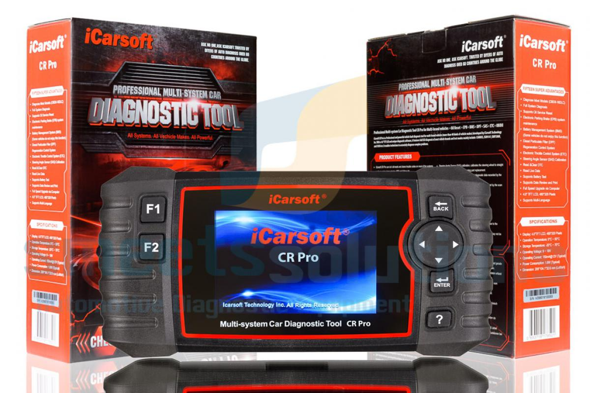 Vehicle Code Reader >> Vehicle Code Reader Scanner Icarsoft Cr Pro Diagnostic Tool