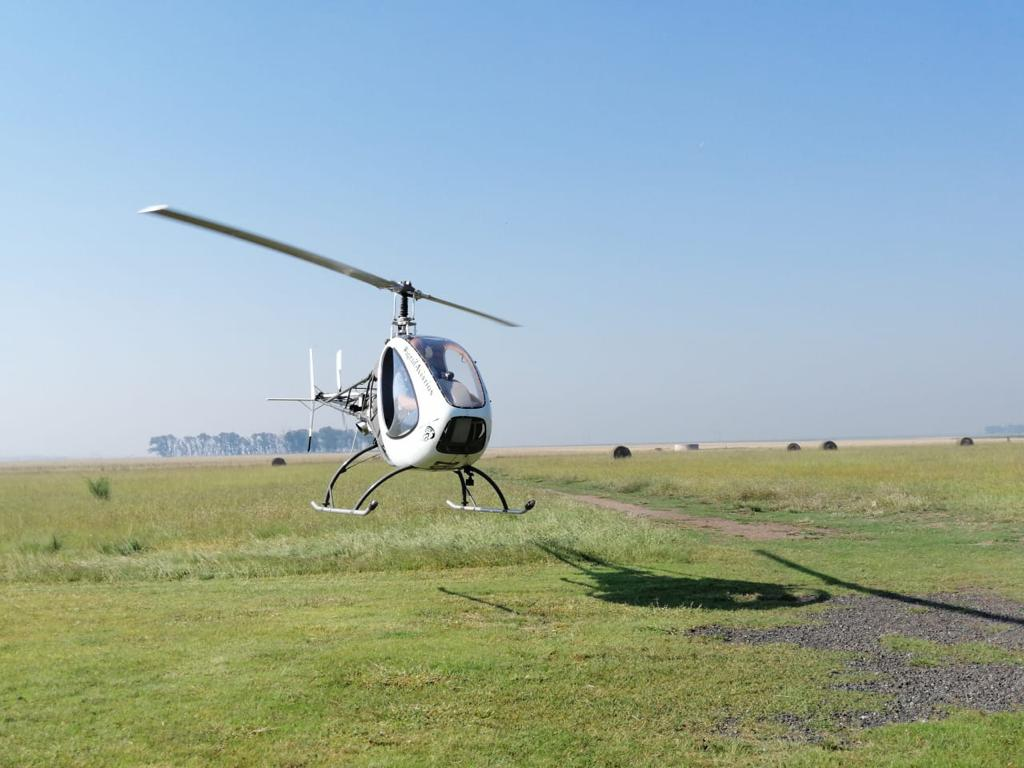 Eagle Helicycle  single seat Helicopter for sale