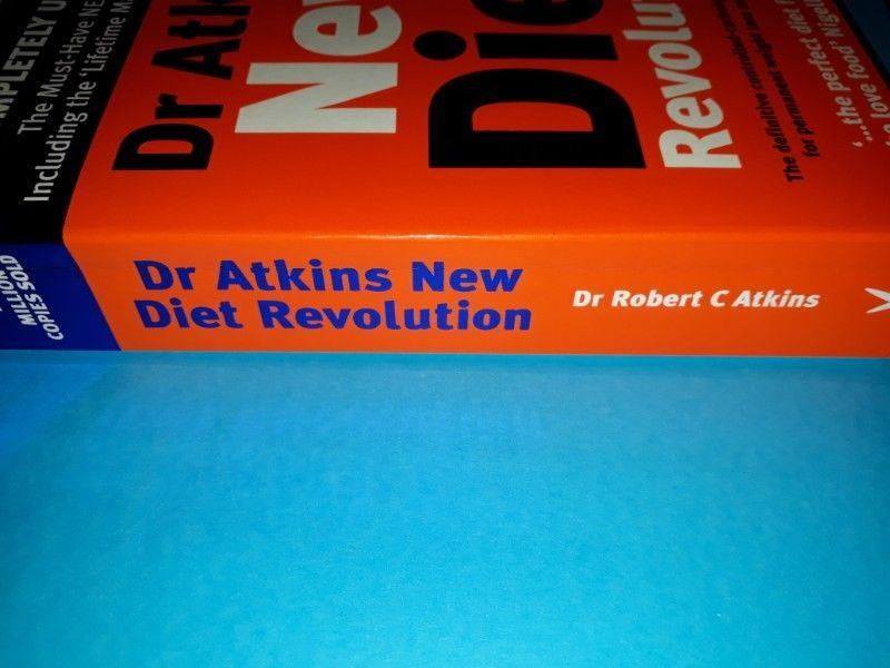 Dr Atkins New Diet Revolution - Dr Robert C Atkins.