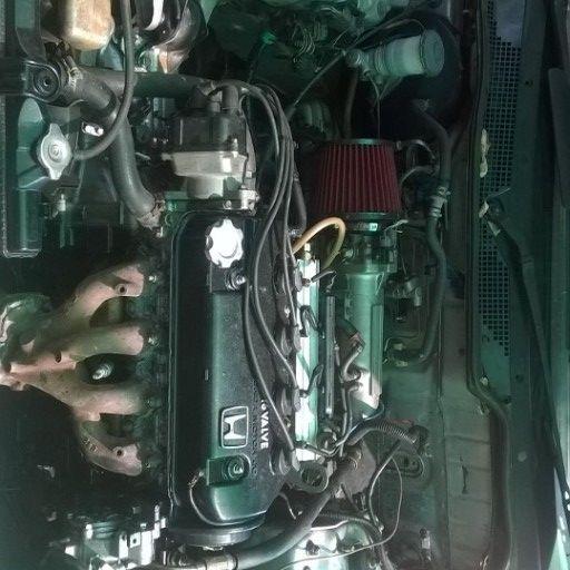 1993 Honda Ballade 1.5 Trend