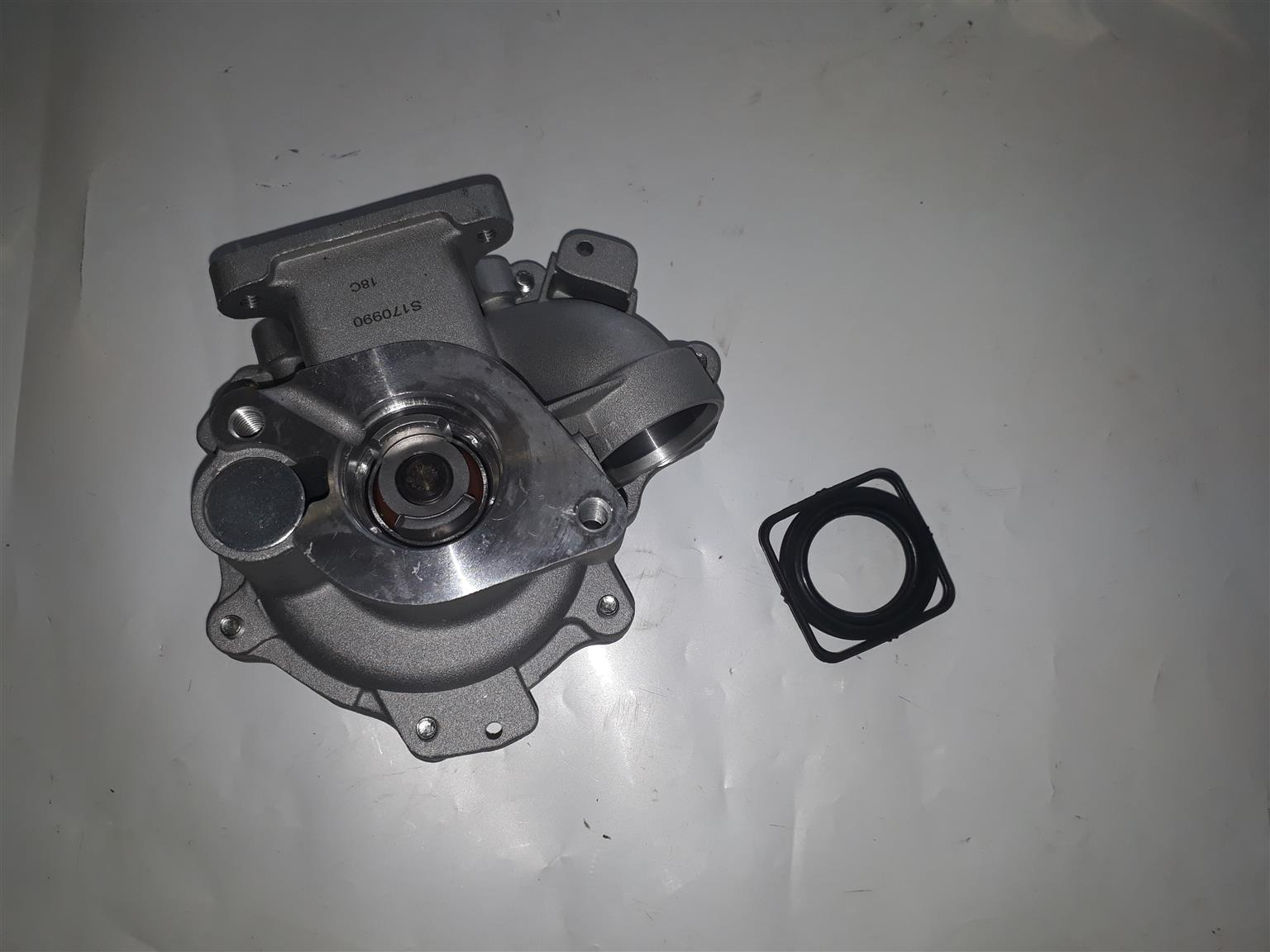 BMW E46 318 Facelift And E90 320 Water Pump