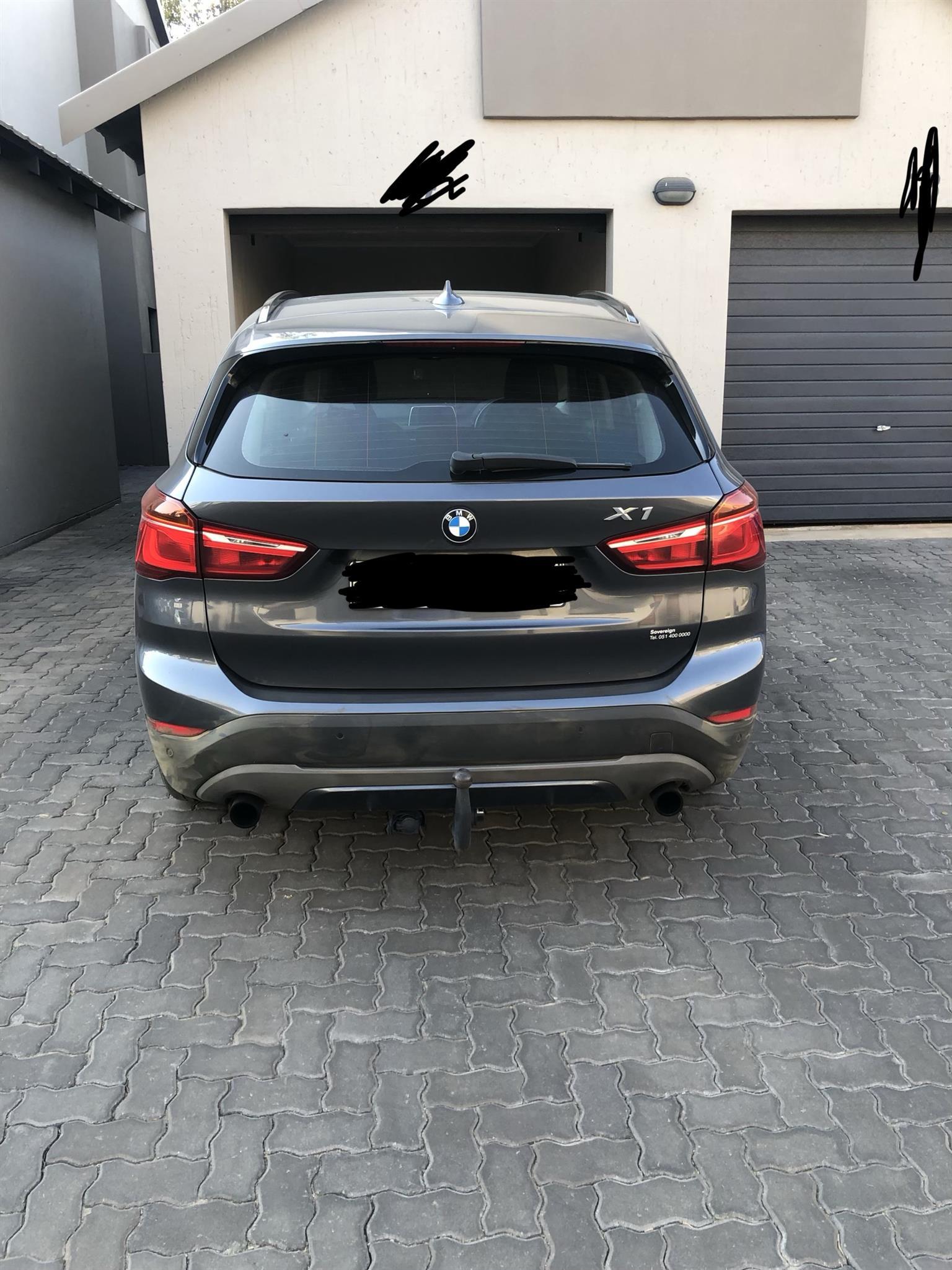2016 BMW X1 xDrive20d Sport Line auto