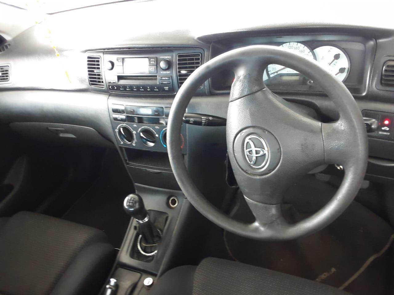 2006 Toyota Corolla 160i GLS