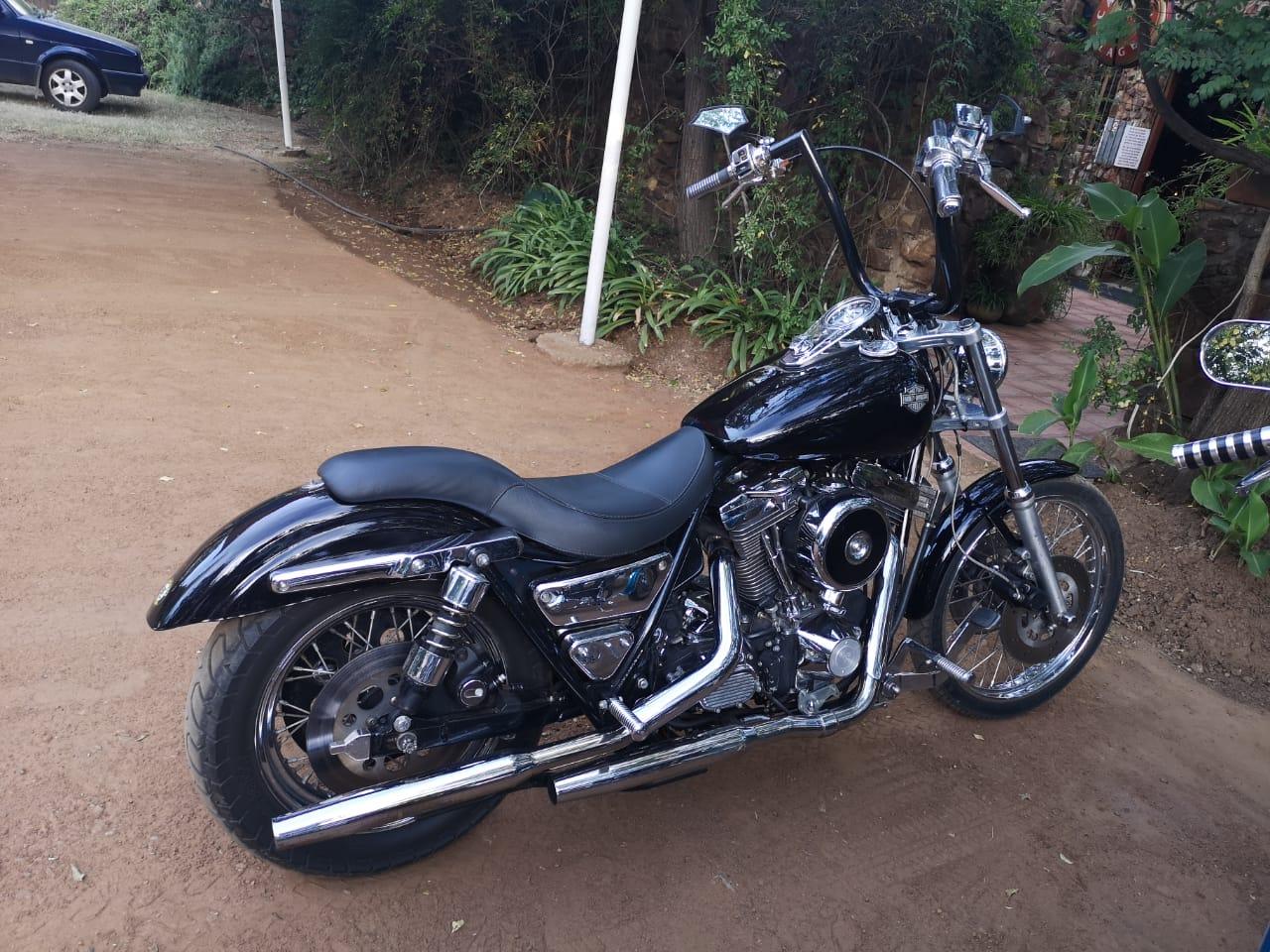 1996 Harley Davidson FXR