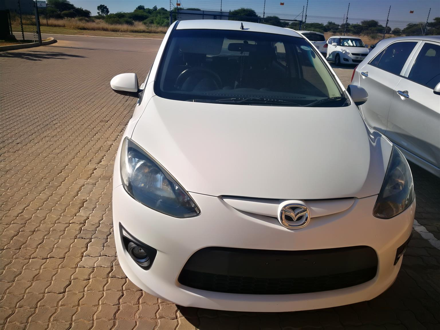 2008 Mazda 2 Mazda hatch 1.3 Dynamic