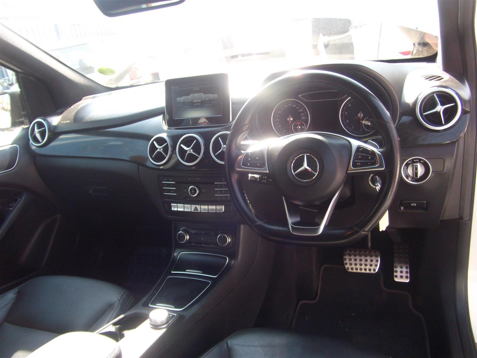 2015 Mercedes Benz B Class B250 AMG