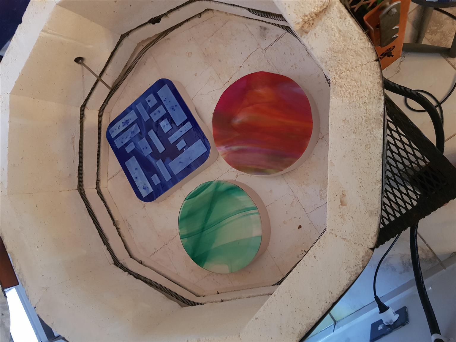 Glass kiln for sale