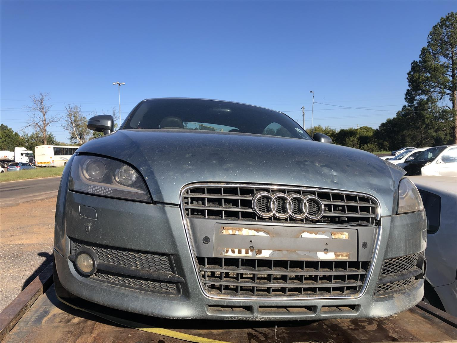 Audi TT mk2 2 0 turbo stripping for spares | Junk Mail