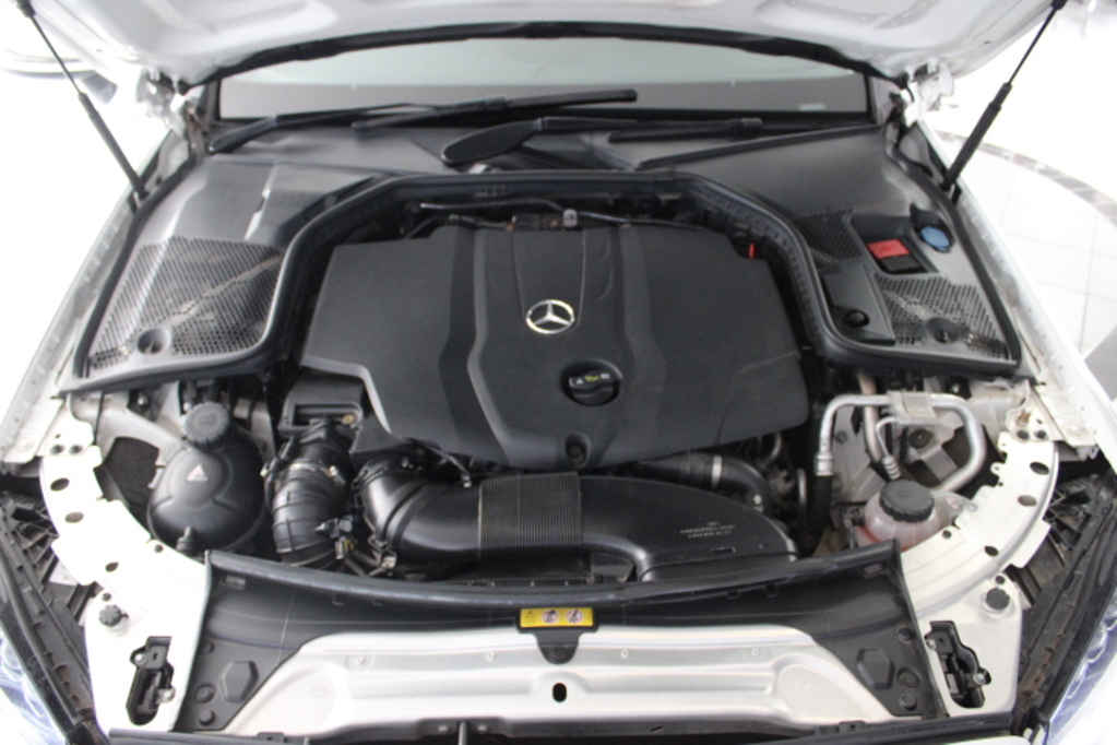 Mercedes Benz C-Class C220d Edition C