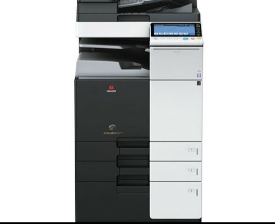 Printers and laptops