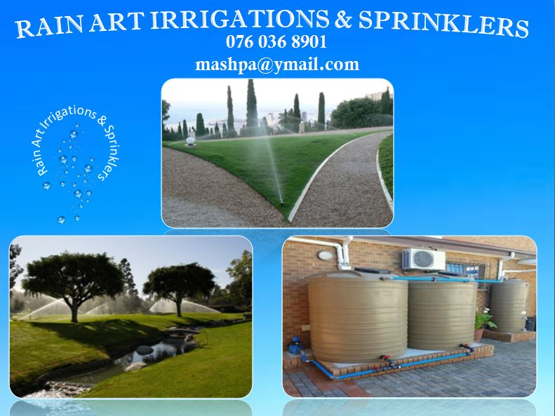 Rain  Art Irrigation And Sprinklers.