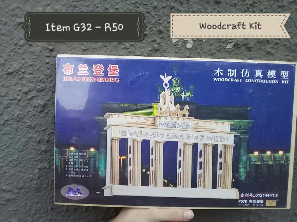 Woodcraft kit