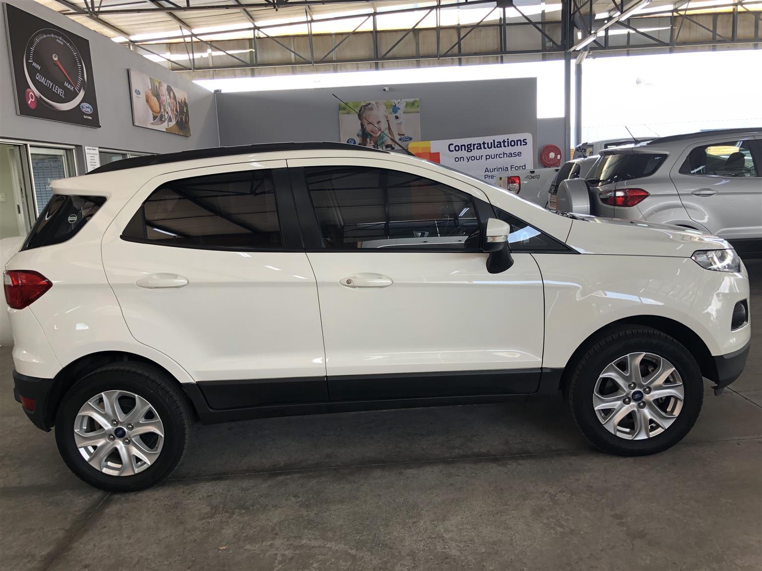 2018 Ford EcoSport 1.5TDCi Trend