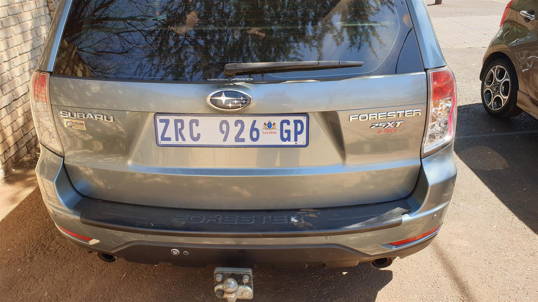 2010 Subaru Forester 2.5 XT Premium