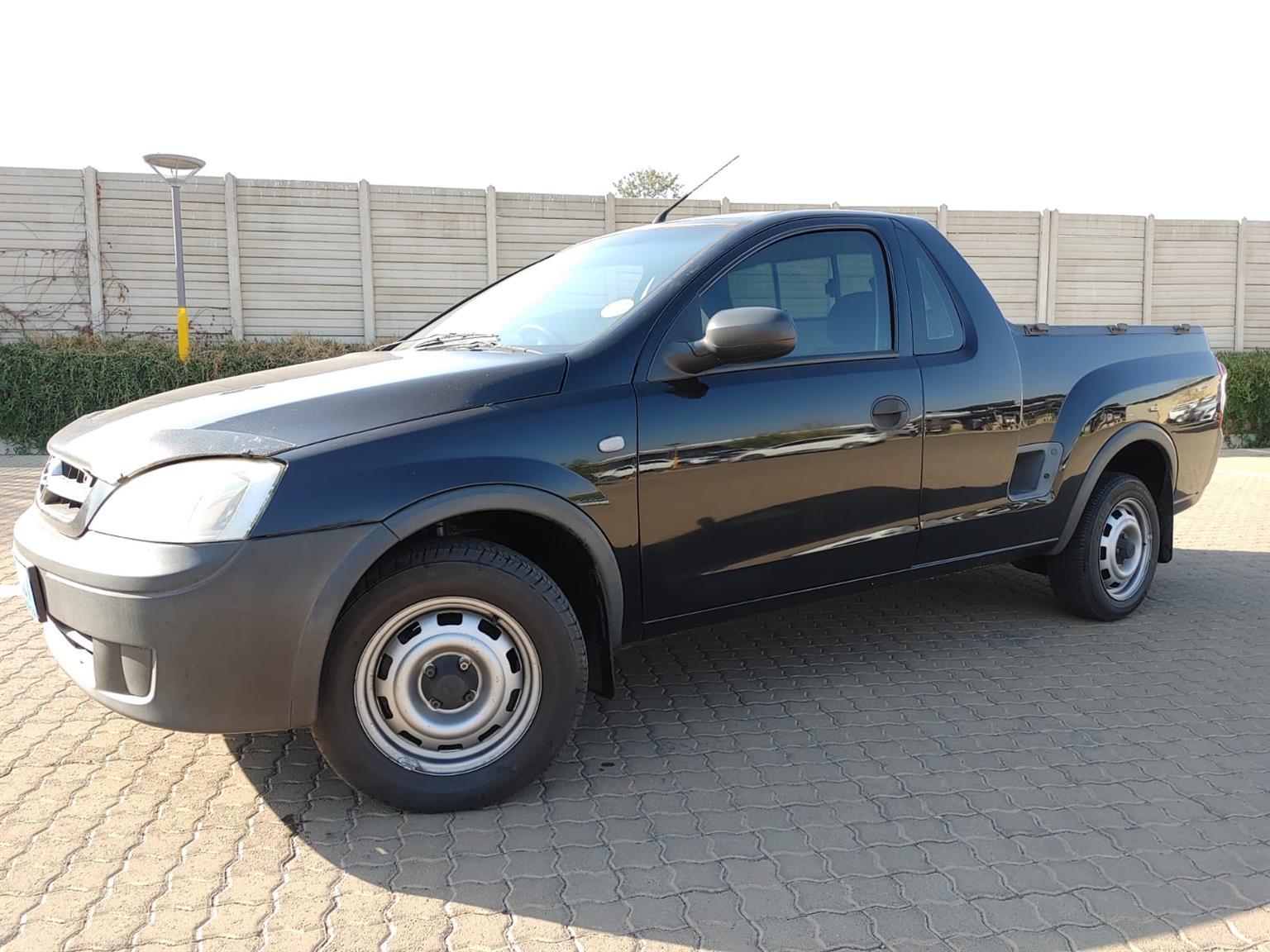 2008 Opel Corsa Utility