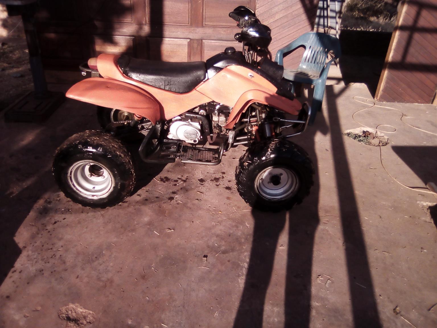 2000 Sam ATV 110cc Quad