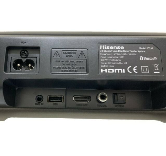 Hisense Soundbar